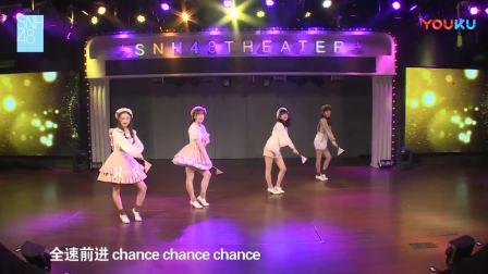 转自club:第一次看科班生生唱公演队伍FT,SNH48 TeamFT《梦想的旗帜》第四场公演(20180329 夜场)_超清