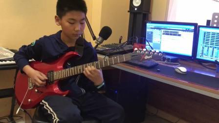 电吉他solo《天马座幻想》