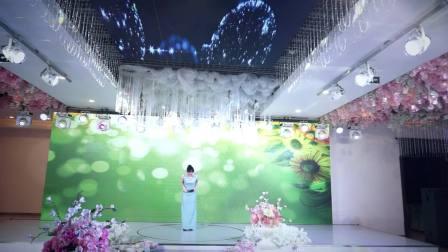 杜莹-哈尔滨红月亮婚礼主持人培训学校