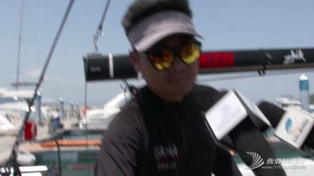 2018海帆赛三亚归航仪式