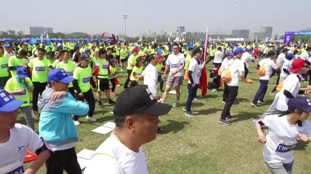 上海市各界青年公益跑活动