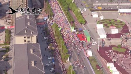 《2018横店马拉松》开跑粗剪版