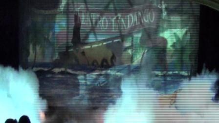 风暴来临-杰克船长之惊天特技大冒险-上海迪士尼乐园