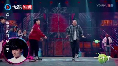 这就是街舞: 模仿机器人的最高境界, 这才是真正的机械舞!