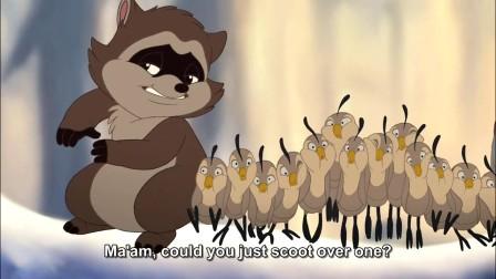 小鹿斑比2 The groundhog(原声)
