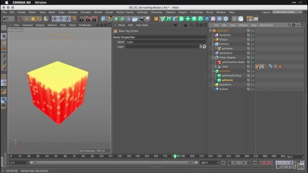 C4D插件X-Particles 4基础教程046-061