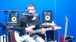 全面电吉他教程之音乐之路49讲,G大调的入门即兴演奏第一种推理方法