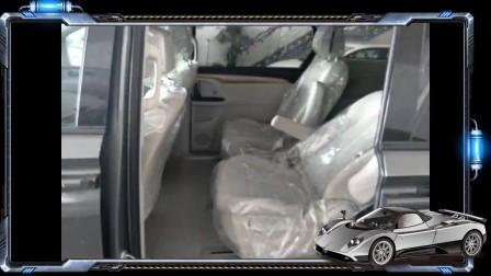 全新别克2017款GL8商务车价格 国产七座MPV高大尚的移动会议室