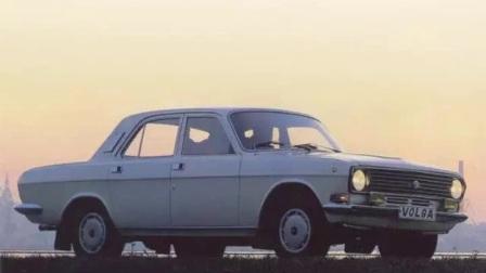 """聊聊曾经熟悉的老车GAZM24""""伏尔加"""""""