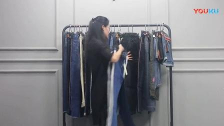 4月2日杭州时尚休闲女装批发(牛仔裤系列)仅一份 30件  930元【注:不包邮】_高清