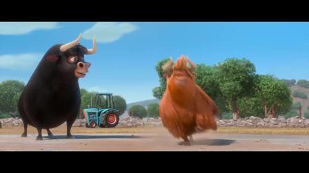 公牛历险记搞笑斗舞片段