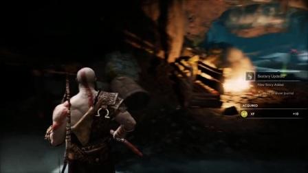 PS Underground《战神4》最新游戏演示