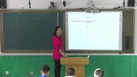 内蒙古兴安盟扎赉特旗第三中学苑秀敏老师《种子植物》讲课视频