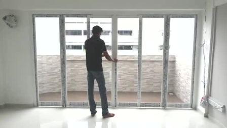 6 Panels - Balcony