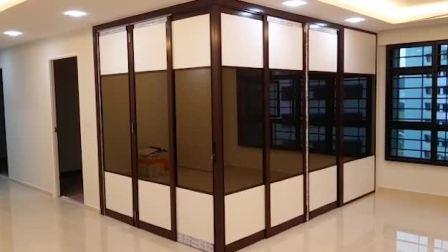 3+3 Lshaped - Room Divider
