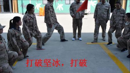 绩优战士在2018年3.13来到上海西点军校进行了一天的学习之旅