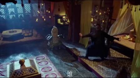 皇上深夜遇刺被虞姬救下,连武器都一样,导演肯定王者荣耀玩多了斩月