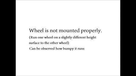 全向轮行驶质量评估