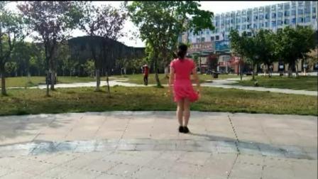不留余地的爱-亚妮【四川华丽广场舞】