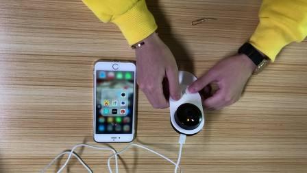 小蚁智能摄像机 Y20 绑定安装使用教程