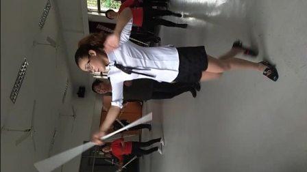 手机视频 练塘周美红老师教广场舞 《红动中国》