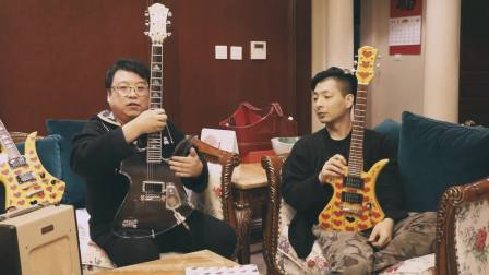 GuitarTalk吉他聊斋之日本国琴Fernandes(2018第三期)