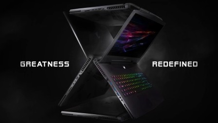 20180402_Greatness REDEFINED  the new AORUS X5 X7