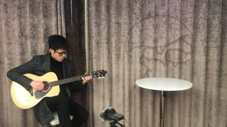 JC/袁娅维-《说散就散》-吉他弹唱