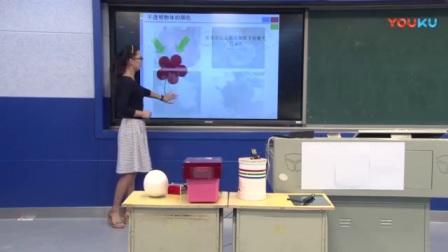 第五届全国初中物理实验教学说课视频《光的色散》郭艳辉,福建省厦门