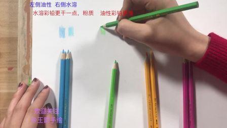 【彩铅画零基础教程】03集零基础学画画/素描/手绘 免费教程!