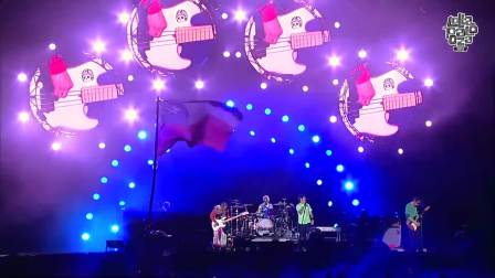 红辣椒乐队完整音乐会 Red Hot Chili Peppers en Lollapalooza Chile 2018 (Live)