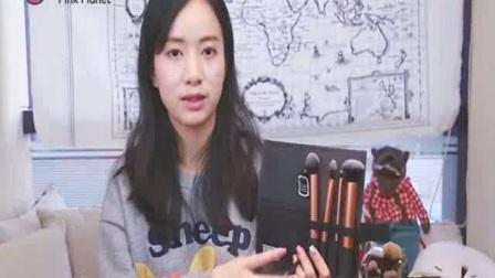 韩国彩妆女神pony化妆视频:秋冬百搭,森系焦糖布丁氧气妆! 化妆步骤视频