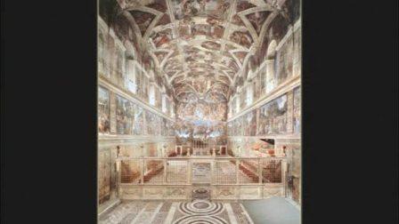 西方艺术史--文艺复兴全盛时期,米开朗基罗