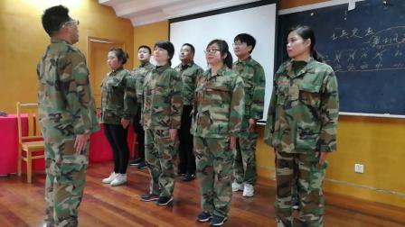 珍岛战士在2018年2.26-27来到上海西点军校开展了为期两天的学习之旅!