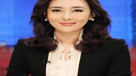 央视著名女主持人比董卿还要美貌,因胸围被警告,嫁66岁富豪