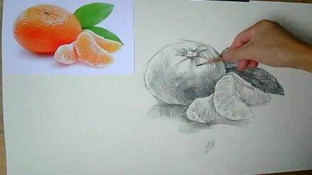 动漫铅笔画女生图片大全 于小冬速写临摹 生活速写