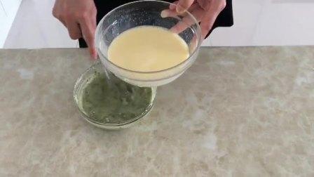 蛋糕用微波炉怎么做 烤蛋糕怎么做 王森蛋糕学校