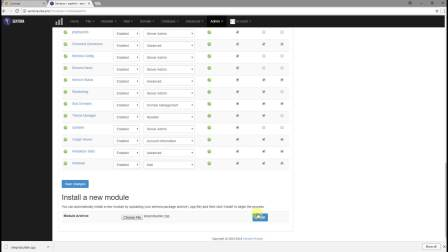 Site.pro - Plugin installation guide for ZPanel / Sentora