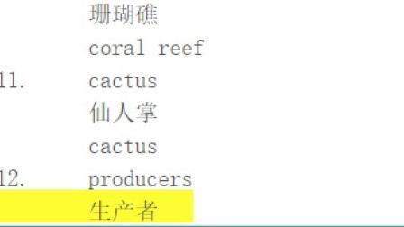 词16-Ecosystems