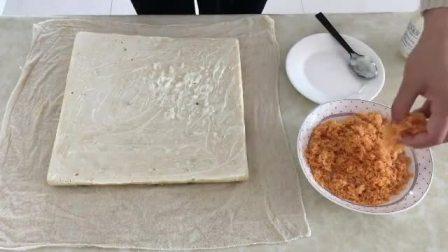 九寸蛋糕的做法 戚风蛋糕的配方 芝士蛋糕