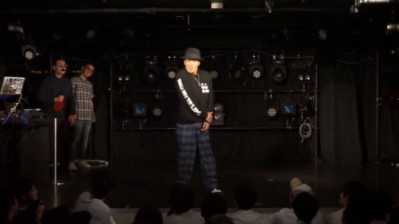 Rei – !!!spaz!!! vol.0 裁判表演
