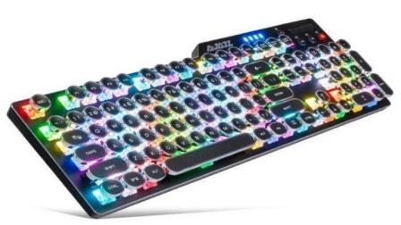 9款值得入手的机械键盘推荐,全新RGB游戏键盘,助你一路超神