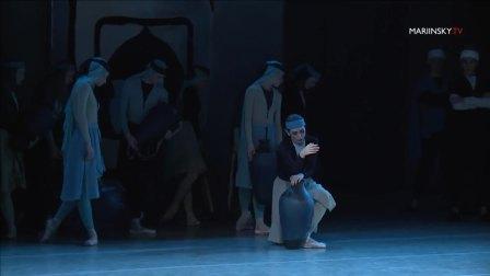 2018.4.5 马林斯基剧院 豪华版《爱的传说》Tereshkina,Kondaurova,Novikova,#Andrey Ermakov# 等