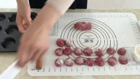 蛋糕制作视频 8寸蛋糕用多少淡奶油 海绵纸杯蛋糕的做法