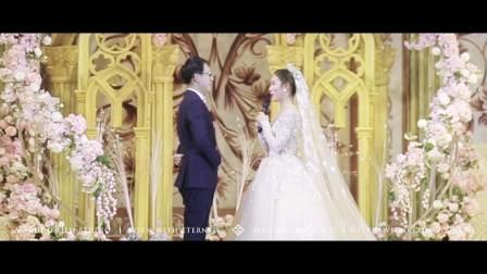 「金色城堡 」 · 婚礼集锦 | Vogue U出品