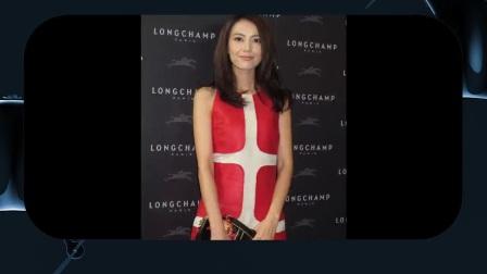 高圆圆出席法国品牌开幕活动,网友这衣服谁设计的真的太好看。