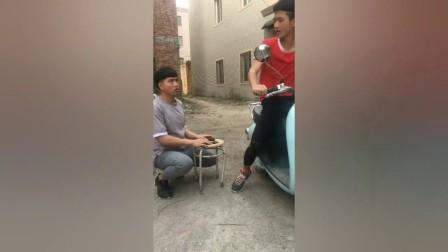 搞笑视频:大哥你做的这个烧鸡真是太厉害了