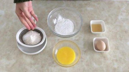 8寸戚风蛋糕配方 全蛋蛋糕的做法 10寸戚风蛋糕配方