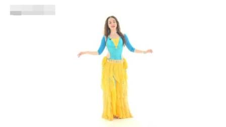 肚皮舞教学课程 怎么练肚皮舞 肚皮舞入门教程视频