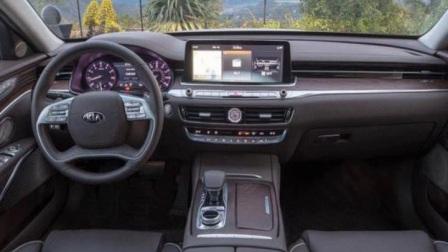 新一代起亚K9亮相,气场十足比肩奔驰S级、宝马7系、奥迪A8!